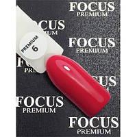 Гель-лак FOCUS premium №006, 8 мл