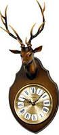 Часы настенные из дерева - бой- JAPAN