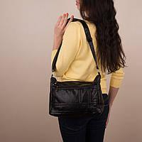 """Женская сумочка через плечо из экокожи """"Seven"""" 600"""