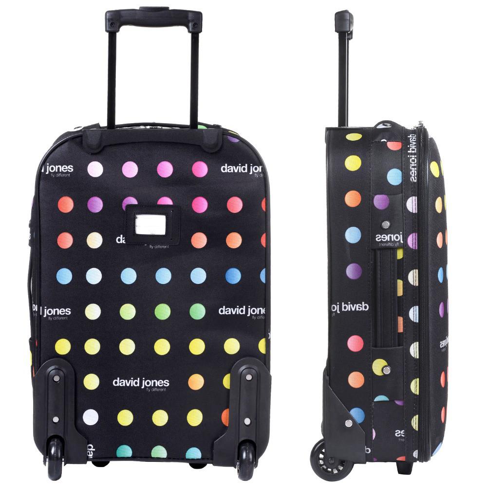 541cff23885b МАЛЕНЬКИЙ ЧЕМОДАН DAVID JONES 1008 ручная кладь - Интернет-магазин  чемоданов и дорожных сумок -