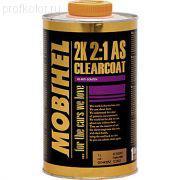 Mobihel акриловый лак  antiscratch  2+1 AS (antiscratch ) 1л.
