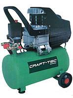 Компрессор Craft-Tec 24л (+набор)