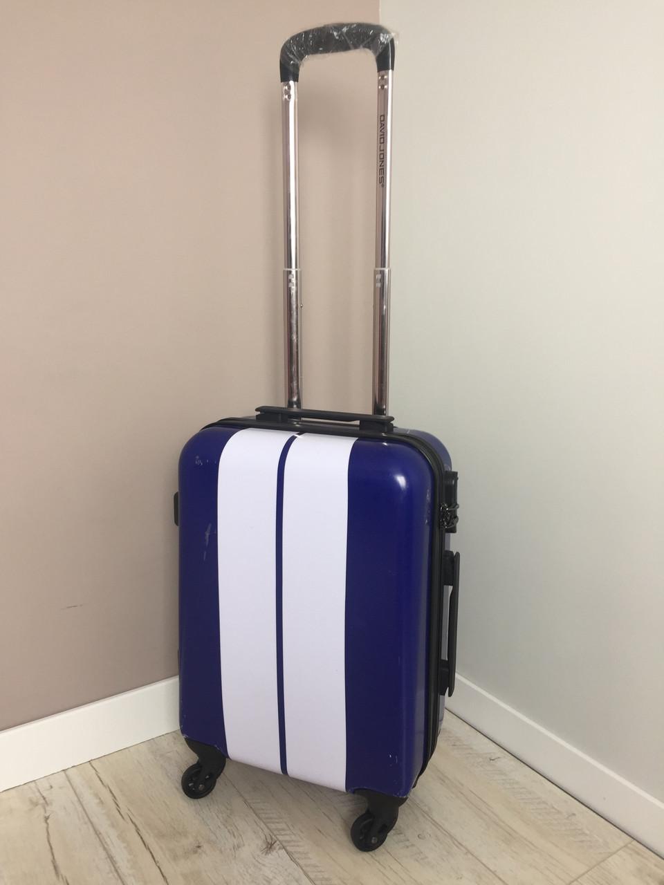 a8994164d2da Маленький чемодан David Jones 2061 синий (ручная кладь) - Интернет-магазин  чемоданов и