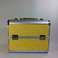 "Кейс для косметики - ""Yellow Beauty Case"""