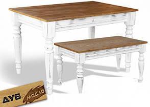 Стол Френч столовый 80х160 Gramma, фото 2