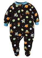 Флисовый комбинезон-слип Gerber(США) для мальчика от 2 до 5 лет, фото 1