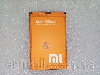 Аккумулятор Xiaomi BM10 (Mi1/ Mi1s) 1930 mAh  orig