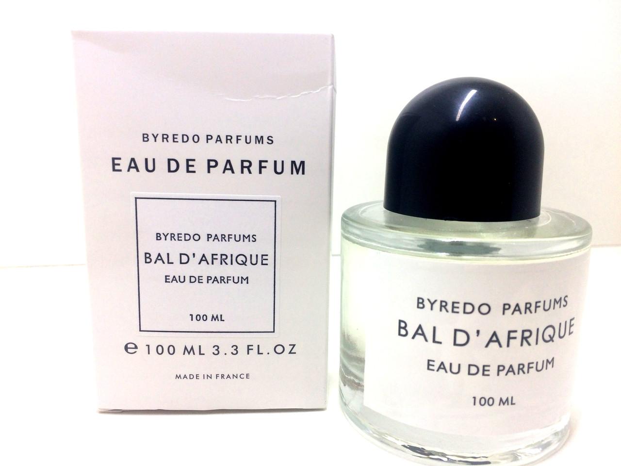 Парфюмированная вода унисекс Byredo Parfums BAL D'AFRIQUE Eau de parfum 100 мл
