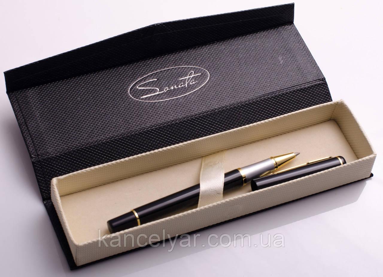 """Набор подарочный """"Sonata"""": ручка шариковая в футляре, в ассортименте"""