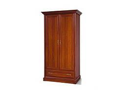 Шафа (шкаф) з ДСП/МДФ в спальню/вітальню/дитячу 2Д (650) Кантрі Світ Меблів