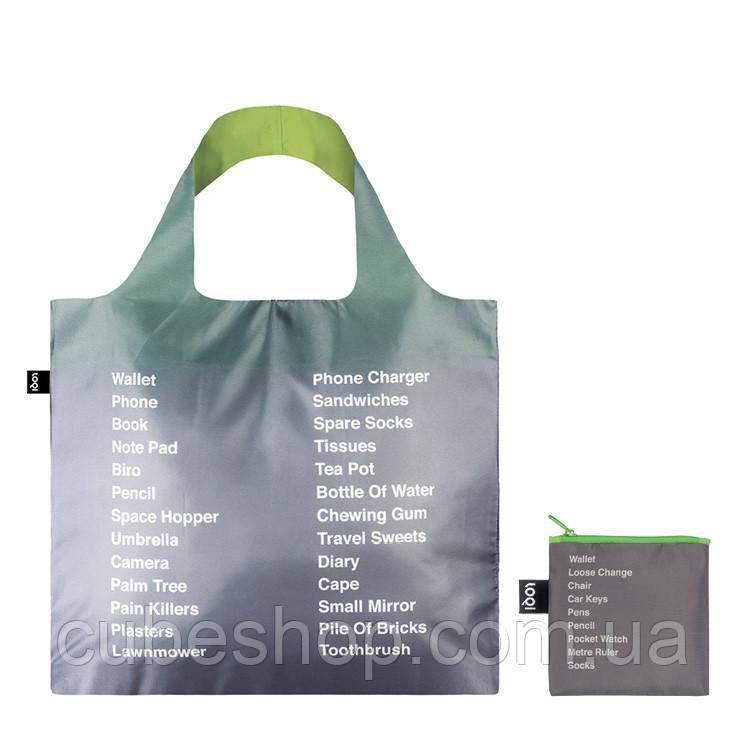 172b3d54a1dd Сумка для пляжа и покупок ERIK KESSELS Things to Pack LOQI купить в ...