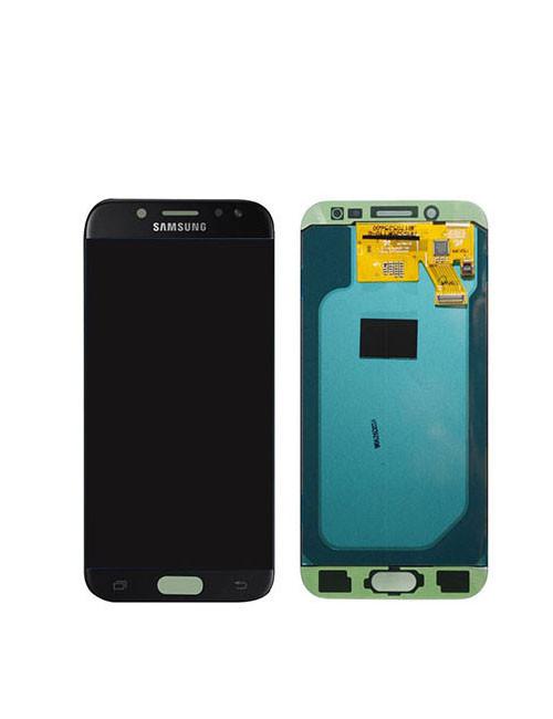 Дисплей модуль Samsung J530F Galaxy J5 (2017) #GH97-20738A/GH97-20880A в зборі з тачскріном, чорний