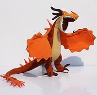 Мягкая плюшевая игрушка Дракон Кривоклык Как приручить дракона , фото 1