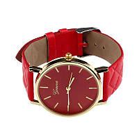 Часы наручные Geneva S8 Red