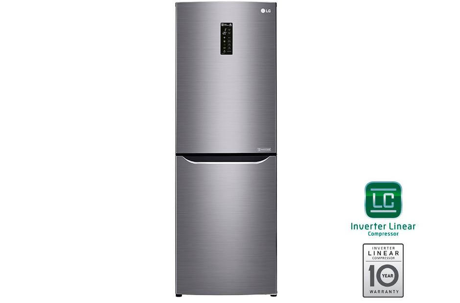 Двухкамерный холодильник Lg GA-B389SMQZ