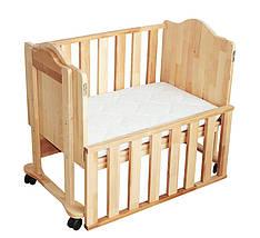 Приставная кроватка TM Mobler, фото 3