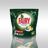 """Таблетки для посудомоечной машины """"Fairy Original All in One"""" (12 шт.)"""