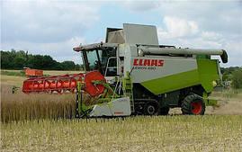 Комбайны для уборки сои, зерновых, кукурузы, подсолнечника (Уборка урожая)