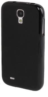Силиконовый черный чехол для Samsung Galaxy S4 mini