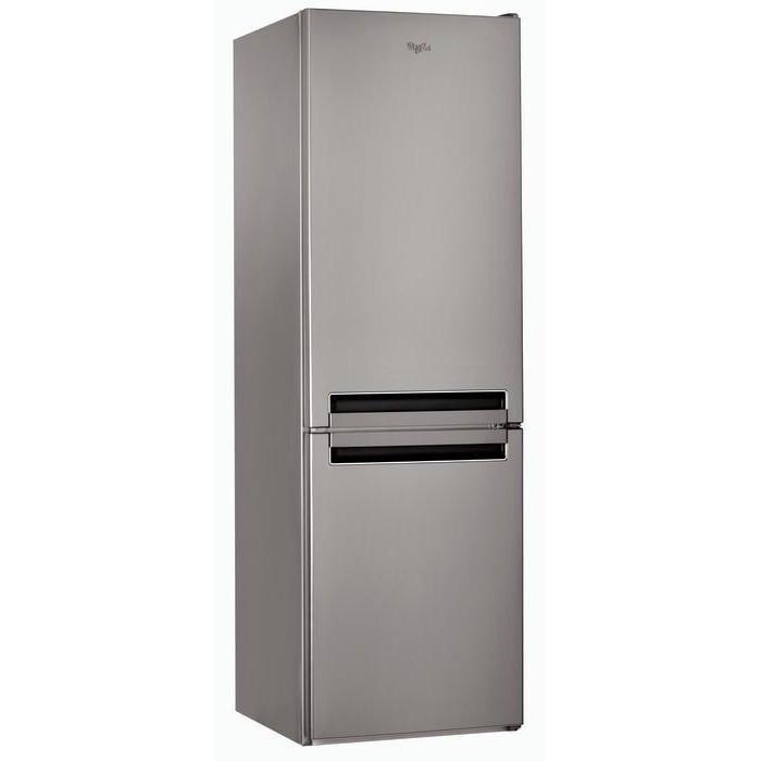 Двухкамерный холодильник Whirlpool BSNF8152OX
