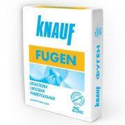 Шпаклевка для швов FUGENFULLER (Фугенфюллер) 25 кг