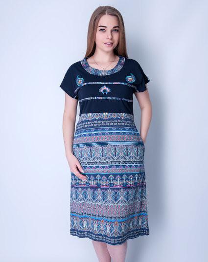 Летние домашние платье Wild Love 81031