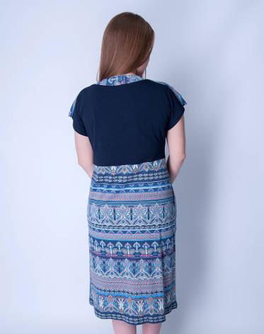 Летние домашние платье Wild Love 81031, фото 2