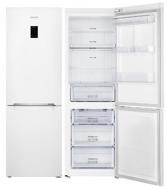 Двухкамерный холодильник Samsung RB33J3200WW