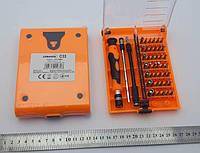 Набір головок і біт з рукояткою + подовжувач LTL10024 в пластиковому кейсі