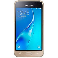 Смартфон SAMSUNG SM-J105H ZDD (золотистий)