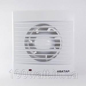 Вентилятор вытяжной D 100 Аватар ST842