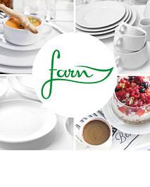Фарфор от TM Farn Украина