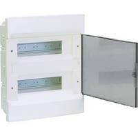 Щит в/у з прозорими дверцятами 24 мод.(2х12) COSMOS
