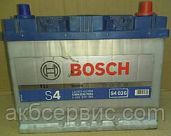 Акумулятор автомобільний Б/У Bosch 6CT-70 S4 Silver (S40 260)