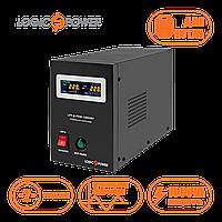 ИБП для котла с правильной синусоидой  LPY-B-PSW-1500VA+ (1050W) 10A/15A 24V
