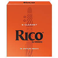 Трости для кларнета RICO Bb Clarinet #3.0
