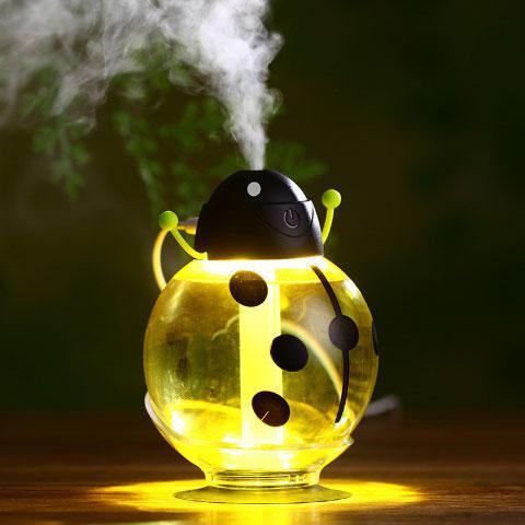 Увлажнитель воздуха жук с Led подсветкой