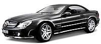 Автомодель Maisto (1:18) Mercedes Benz SL65 AMG (36193 black)