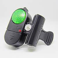 Сигнализатор поклёвки, свето-звуковой, прищепка