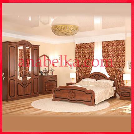 Спальня Барокко  (Мебель Сервис), фото 2