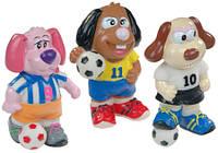 Vo-Toys ЗВЕЗДА ФУТБОЛА игрушка для собак (16 см.)