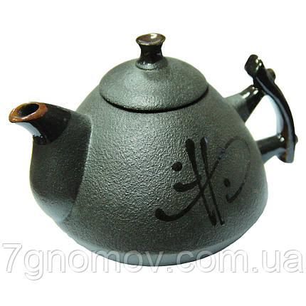 Чайник керамический Большой 1100 мл, фото 2
