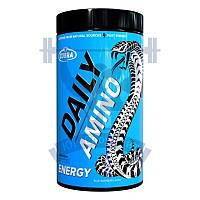 Cobra Labs Daily Amino Energy БЦАА аминокислоты для восстановления роста мышц спортивное питание