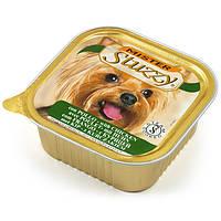 MISTER STUZZY Dog Chicken МИСТЕР ШТУЗИ КУРИЦА корм для собак, паштет, 150г (0.15)