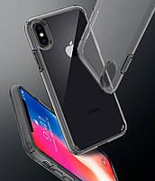 Чехол Spigen для iPhone X Ultra Hybrid, Space Crystal , фото 1
