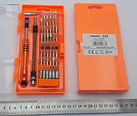 Набор головок и бит с рукояткой + удлинитель LEMANSO LTL10031