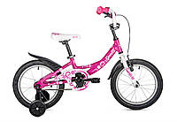 "Велосипед детский 20"" spelli pony розовый"