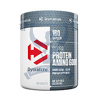 DymatizeSuper Protein Amino 6000 Аминокислоты для тренировок для восстановления роста мышц спортивное питание