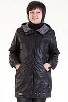 Женская демисезонная куртка ветровка больших размеров Mishele 7832 56 размер , фото 1