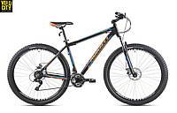 """Велосипед Avanti DAKAR 29"""" Alu черно-оранжевый, фото 1"""